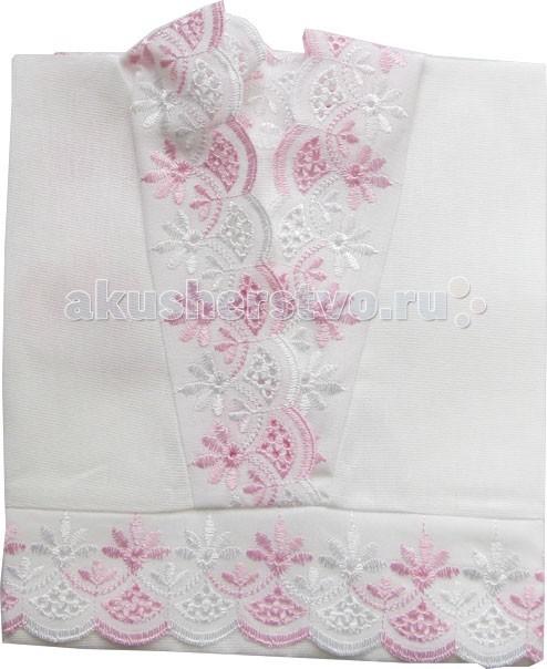Крестильная одежда Папитто Крестильная рубашечка