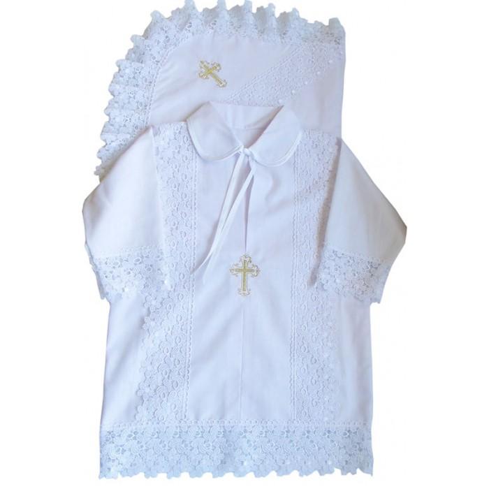 крестильная одежда Крестильная одежда Папитто Крестильный набор для мальчика