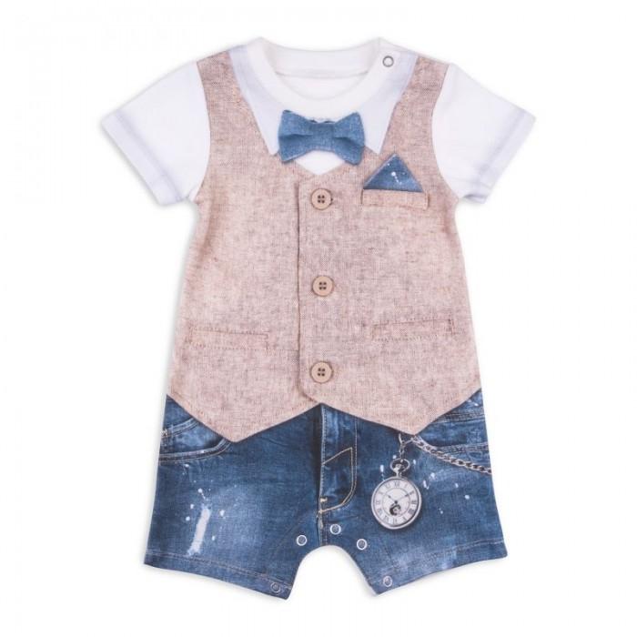 Папитто Песочник для мальчика Fashion Jeans 530-02