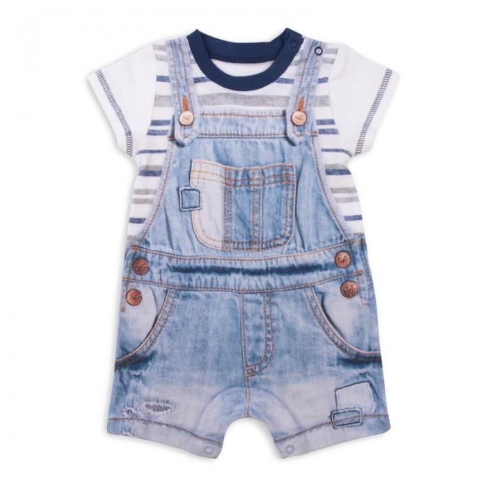 Папитто Песочник для мальчика Fashion Jeans 532-02