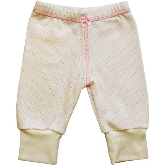Ползунки Папитто Ползунки-штанишки с бантиком Горошек 142-03