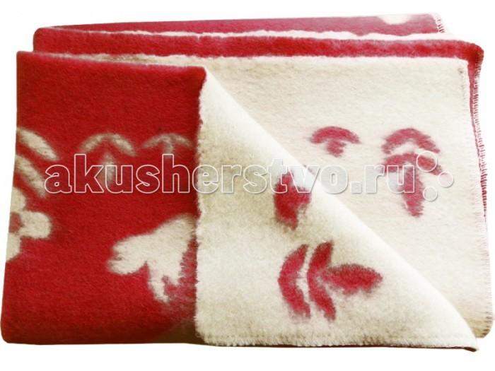 kazanov a одеяло шерстяное s53 167 1 6 белый Одеяла Папитто жаккардовое 100х140 шерсть