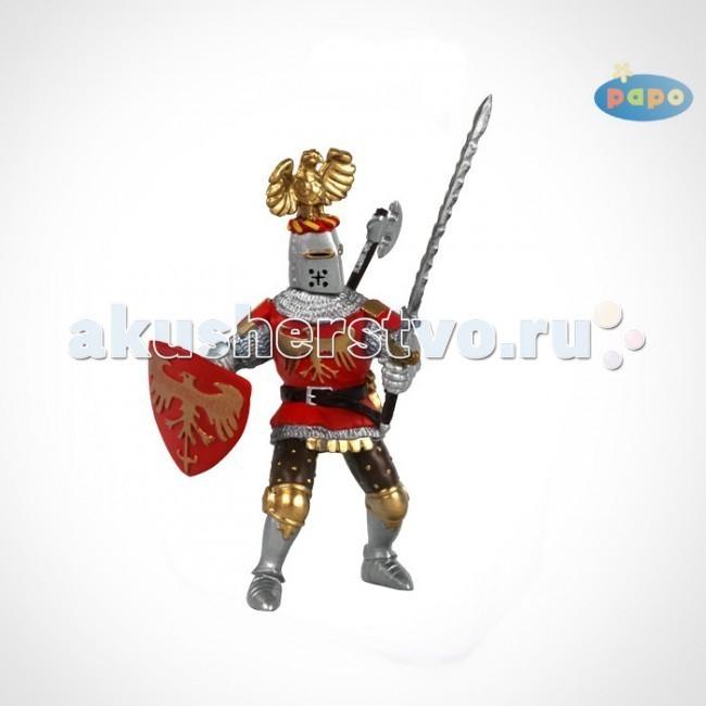 Игровые фигурки Papo Игровая фигурка Рыцарь с украшением на шлеме