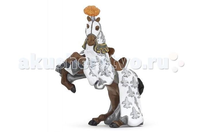 Игровые фигурки Papo Фигурка Конь принца Филиппа игровые фигурки good dinosaur фигурка юный анкилозавр