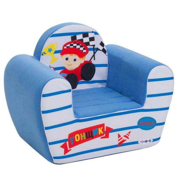 Мягкие кресла Paremo Детское кресло Экшен Гонщик, Мягкие кресла - артикул:496221