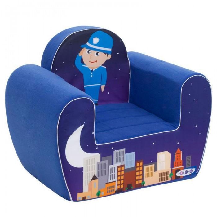 Мягкие кресла Paremo Детское кресло Экшен Полицейский, Мягкие кресла - артикул:496246