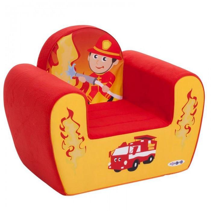 Мягкие кресла Paremo Детское кресло Экшен Пожарный, Мягкие кресла - артикул:496241