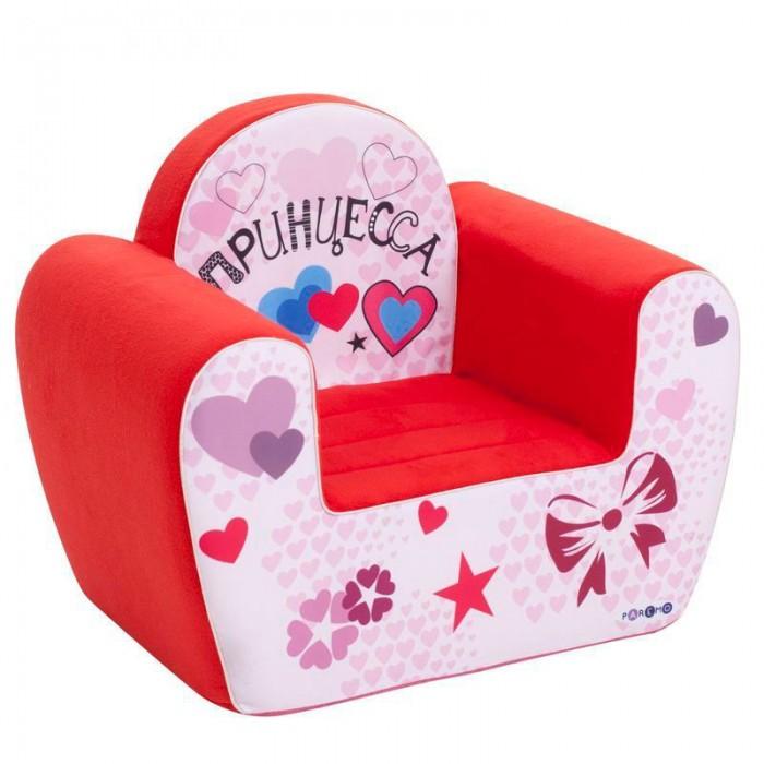 Мягкие кресла Paremo Детское кресло Инста-малыш Принцесса, Мягкие кресла - артикул:495746