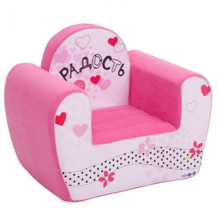 Мягкие кресла Paremo Детское кресло Инста-малыш Радость, Мягкие кресла - артикул:495751