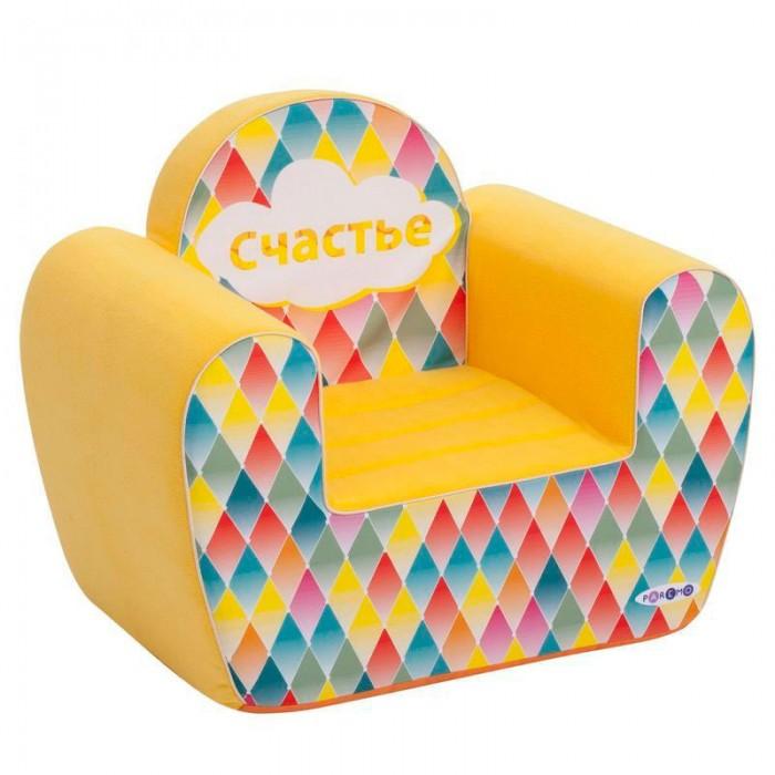 Мягкие кресла Paremo Детское кресло Инста-малыш Счастье, Мягкие кресла - артикул:495756