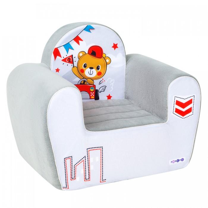 Мягкие кресла Paremo Игровое кресло серии Экшен Гонщик Стиль 4