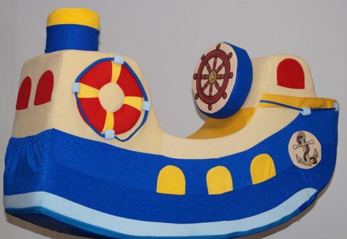 Качалки-игрушки Paremo Кораблик PCR818