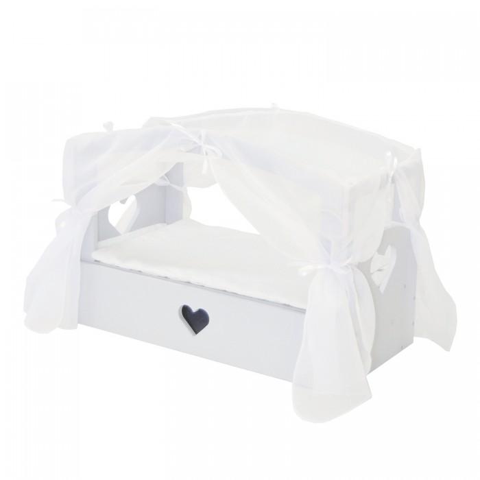 Кроватки для кукол Paremo с бельевым ящиком Любимая кукла кроватки для кукол paremo с бельевым ящиком любимая кукла мини