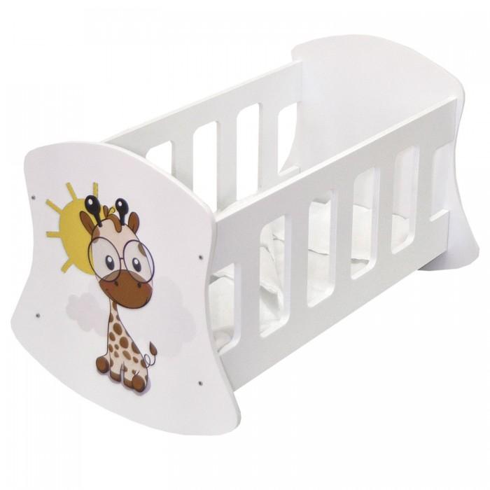 Кроватка для куклы Paremo Люлька Мимими Крошка Лео Мини