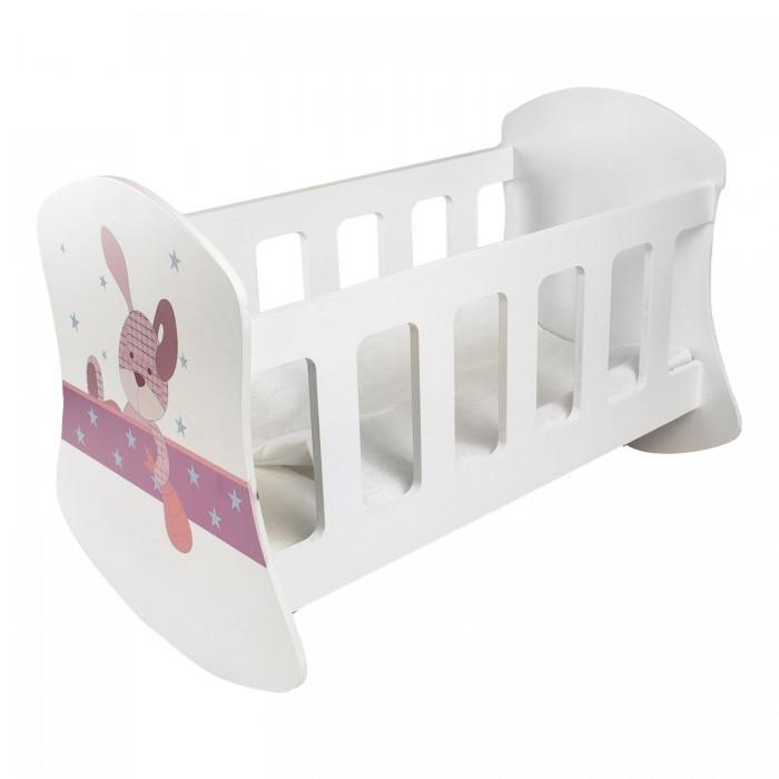 Кроватка для куклы Paremo Люлька Мимими Мими Крошка Ми