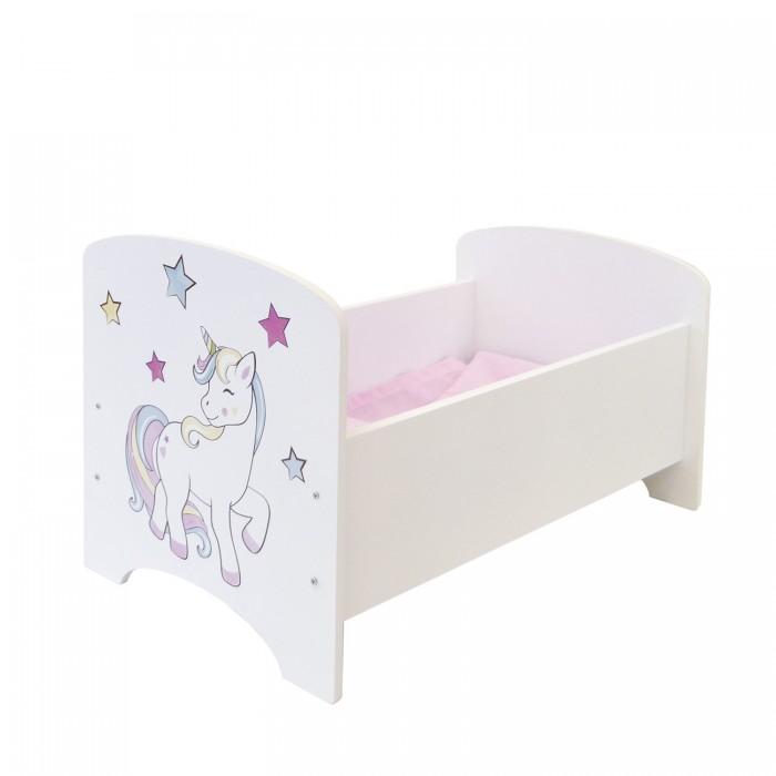 Кроватка для куклы Paremo Мимими Крошка Соня Мини