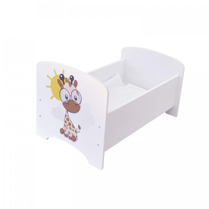 Кроватка для куклы Paremo шкаф Рони Мини стиль 2