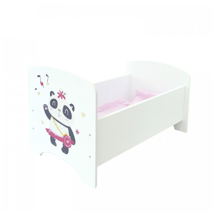 Кроватка для куклы Paremo Мимими Крошка Дори Мини