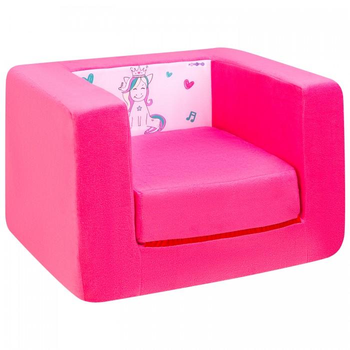 Купить Мягкие кресла, Paremo Раскладное бескаркасное детское кресло квадратное Дрими Крошка Мили стиль 2
