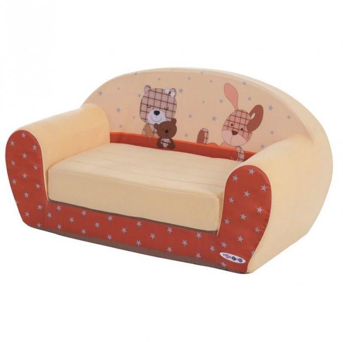 Мягкие кресла Paremo Раскладной диванчик Мимими Крошка Зизи