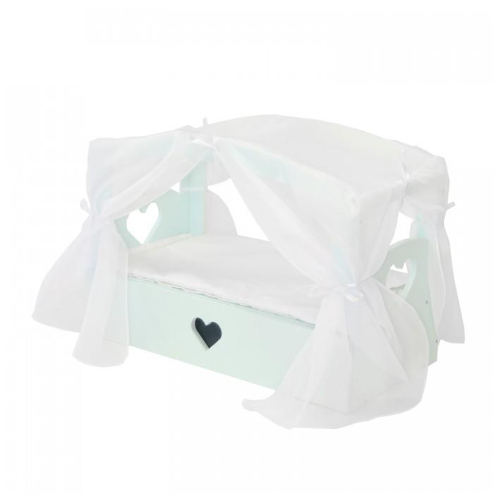Кроватки для кукол Paremo с бельевым ящиком Любимая кукла Мини кроватки для кукол paremo с бельевым ящиком любимая кукла мини
