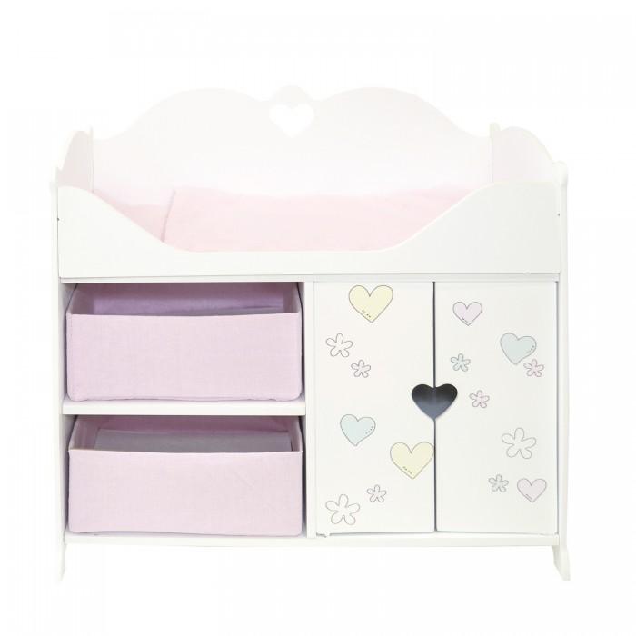 Кроватка для куклы Paremo люлька Лаки Мини
