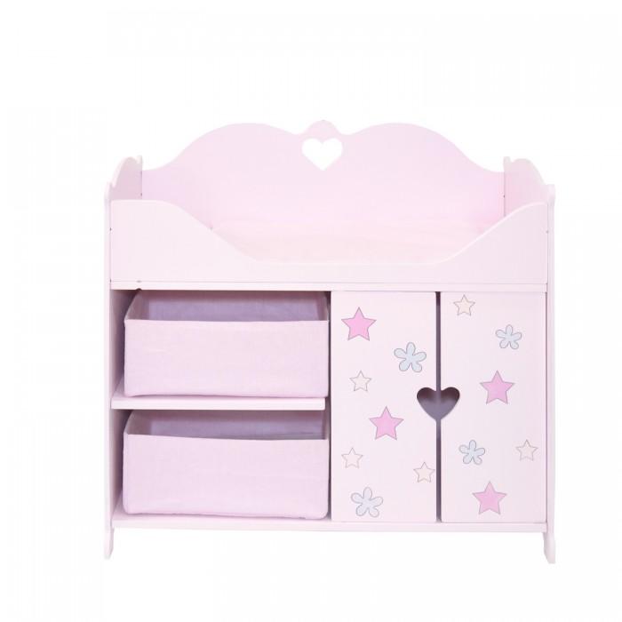 Кроватка для куклы Paremo шкаф Мимими Крошка Соня