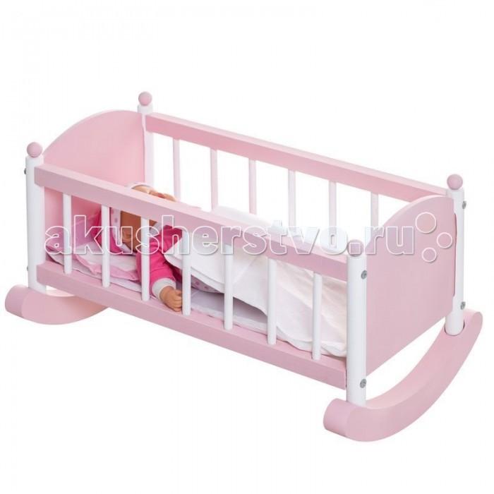 Кроватка для куклы Paremo Люлька