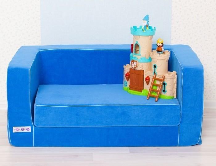 Детская мебель , Мягкие кресла Paremo Раскладной игровой диванчик арт: 269974 -  Мягкие кресла