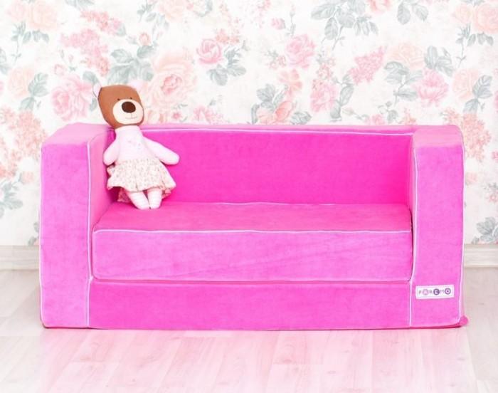 Paremo Раскладной игровой диванчикРаскладной игровой диванчикParemo Раскладной игровой диванчик станет любимым местом отдыха маленького исследователя или юной модницы. Диван бескаркасный, мягкий и эргономичный, очень легко раскладывается, что делает его максимально удобным для ребенка.  Особенности: Создано для мальчиков и девочек в возрасте 1-5 лет Диван имеет бескаркасную и абсолютно безопасную для ребенка конструкцию Сидение мягкое и эргономичное, принимает нужную форму под весом ребенка Высота от пола до сидения: 21 см Размеры сидения: 65 х 36/68 см  ВНИМАНИЕ! Диван не предусмотрен для сна и относится к категории игровой мебели!<br>