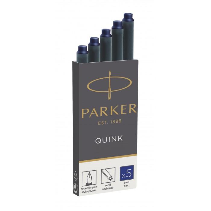 Канцелярия Parker Чернильный картридж для перьевой ручки 1.3 мл