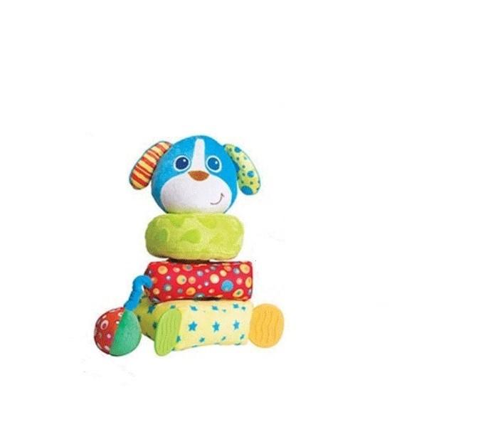 Развивающие игрушки Parkfield Пирамидка 81401 развивающие игрушки i baby пирамидка друзья из джунглей