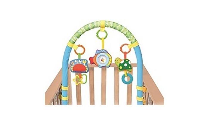 Дуги для колясок и автокресел Parkfield Игровая дуга с подвесками, Дуги для колясок и автокресел - артикул:128213