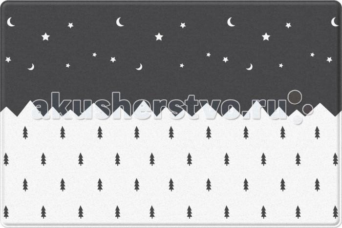 Купить Игровые коврики, Игровой коврик Parklon Двухсторонний Pure Soft Горы 190x130x1.2 см