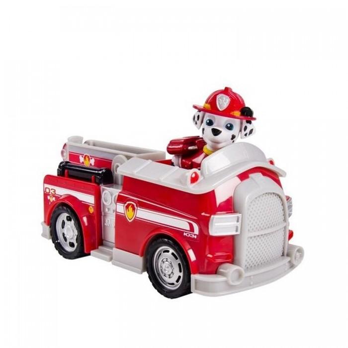 Игровые наборы Щенячий патруль (Paw Patrol) Машинка спасателя и щенок paw patrol 16618 щенячий патруль набор из 3 щенков с рюкзаком трансформером в ассортименте