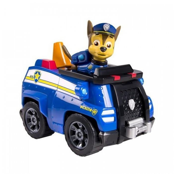 Игровые наборы Щенячий патруль (Paw Patrol) Машинка спасателя и щенок paw patrol 16606 щенячий патруль большой игровой набор офис спасателей