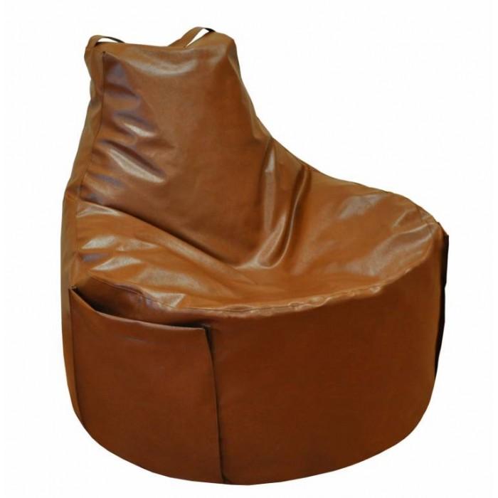 Пазитифчик Кресло-мешок Банан экокожа 100х85Мягкие кресла<br>Мягкое кресло Пазитифчик Мешок Банан легко принимает форму Вашего тела, в нем безумно удобно отдыхать и расслабляться.   Особенности: Кресло груша выполнено из долговечной ткани экокожи, которая прослужит вам долгие годы.  За креслом легко ухаживать, достаточно протирать смоченной в воде тканью с моющим средством. Кресло - мешок самое распространенное кресло в интернете, оправдывая свою популярность удобством и комфортом. Так же можно приобрести к пуфику мешку - пуфик под ноги.