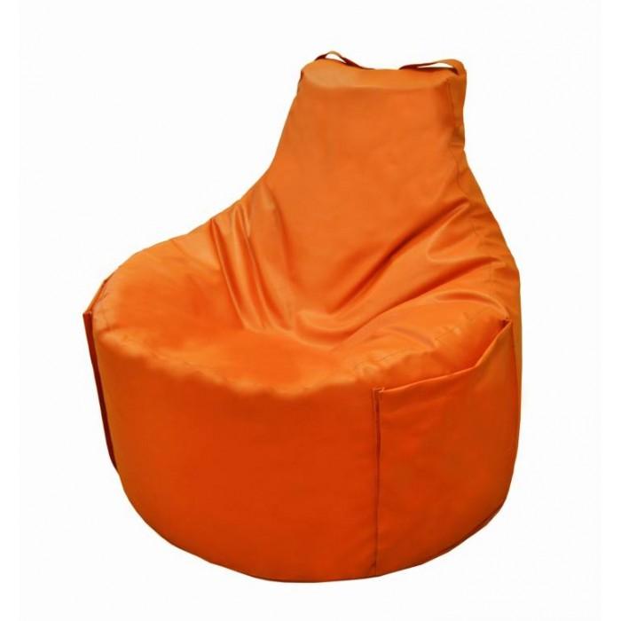 Детская мебель , Мягкие кресла Пазитифчик Кресло-мешок Банан экокожа 100х85 арт: 65567 -  Мягкие кресла