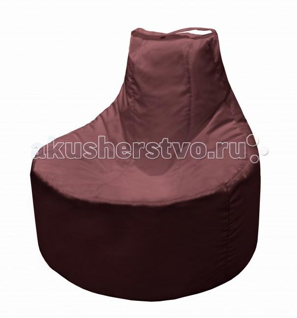 Детская мебель , Мягкие кресла Пазитифчик Кресло-мешок Банан оксфорд 100х85 арт: 65566 -  Мягкие кресла
