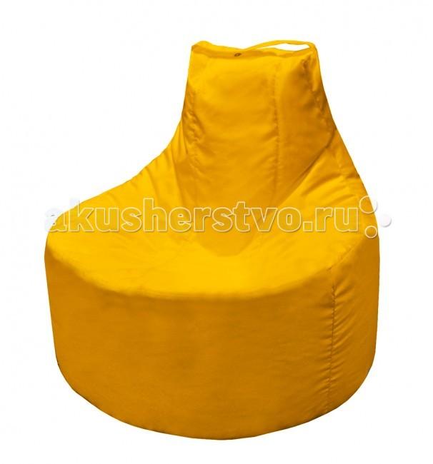 Мягкие кресла Пазитифчик Кресло-мешок Банан оксфорд 100х85