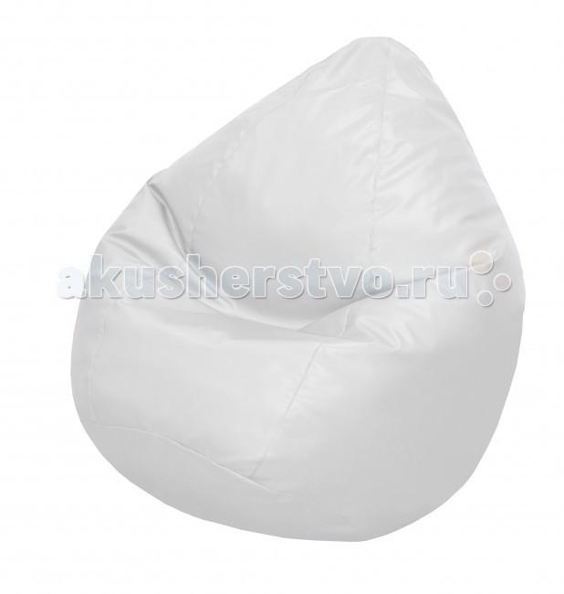 Пазитифчик Мешок Груша экокожа 110х85Мешок Груша экокожа 110х85Кресло Мешок Груша экокожа.  Кресло мешок груша выполнен из износостойкой экокожи, которая прослужит вам долгие годы. За креслом мешком груша легко ухаживать, достаточно протирать смоченной в воде тканью с моющим средством.  Кресло пуфик груша один из самых распространенных пуфиков в интернете, оправдывая свою популярность удобством и комфортом. Так же можно приобрести к пуфику мешку - пуфик под ноги.<br>