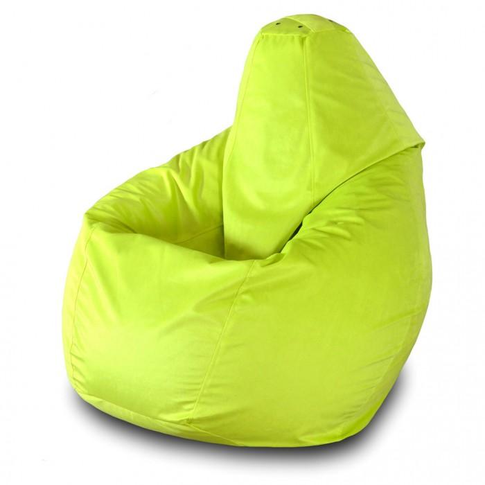 Детская мебель , Мягкие кресла Пазитифчик Мешок Груша велюр 145х100 арт: 319064 -  Мягкие кресла