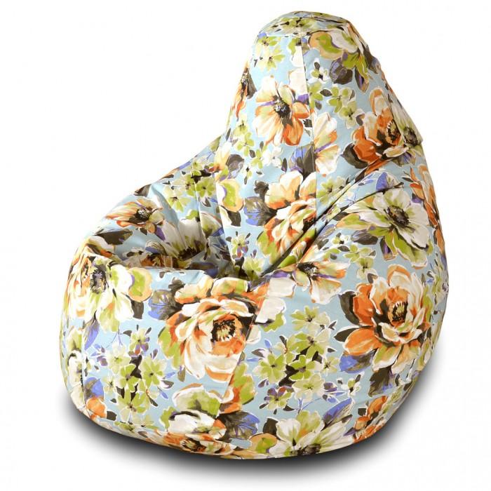 Мягкие кресла Пазитифчик Мешок Груша жаккард 110х85  мягкие кресла пазитифчик мешок груша оксфорд 130х85