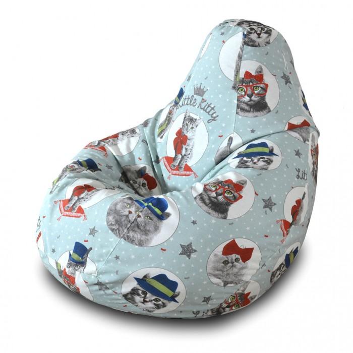 Мягкие кресла Пазитифчик Мешок Груша жаккард 145х100 мягкие кресла romana пуфик макака