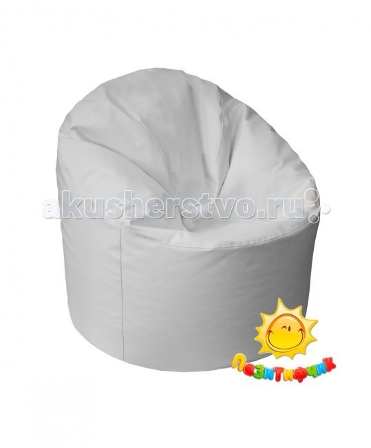 Детская мебель , Мягкие кресла Пазитифчик Мягкое кресло Пенек экокожа 90х80 арт: 65609 -  Мягкие кресла
