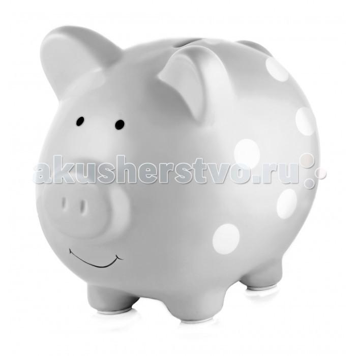 Шкатулки Pearhead Керамическая копилка Свинка копилка art east gp 01 золотая свинка на удачу 108212 золотой