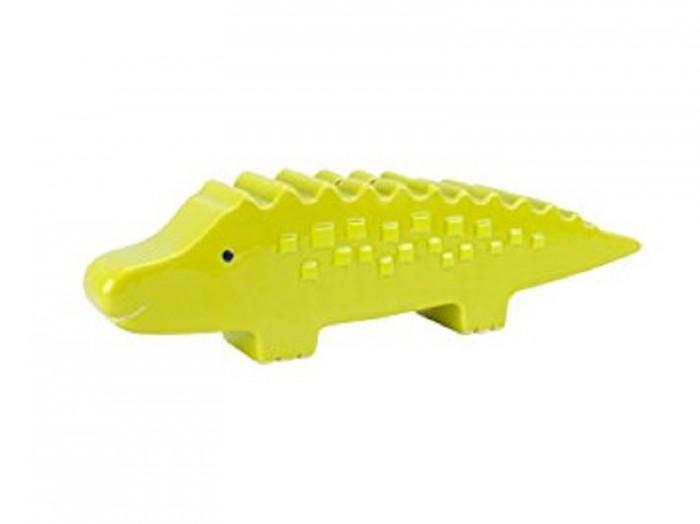 Детская мебель , Шкатулки Pearhead Керамическая копилочка Аллигатор арт: 500721 -  Шкатулки