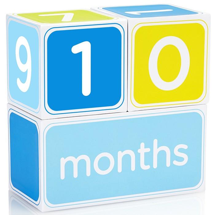 Pearhead Кубики от 1 до 12 месКубики от 1 до 12 месСмотрите, как Ваш ребенок растет каждый день, неделю, месяц и год с этим красочным кубиками. Кубики очень легкие и Ваш малыш может легко с ними играть!   Соберите дату, сделайте фотографию и создайте собственную историю взросления своего карапуза!   Компания Pearhead создает неповторимые подарочные наборы и товары для детей и домашних питомцев с 1999 года. Оригинальная продукция отличается простотой и функциональностью дизайна, при этом передает невероятную чувственную красоту домашнего декора. Pearhead - это бережное отношение к традициям и уважение к семейным ценностям в сочетании с яркими инновационными идеями.<br>