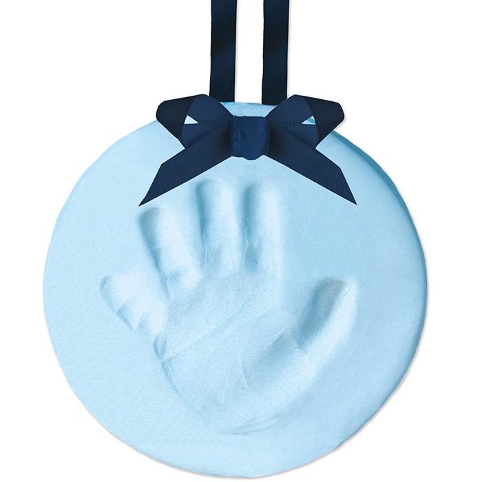 Декорирование Pearhead Подарок на ленточке Пяточка-Ладошка (Отпечаток)