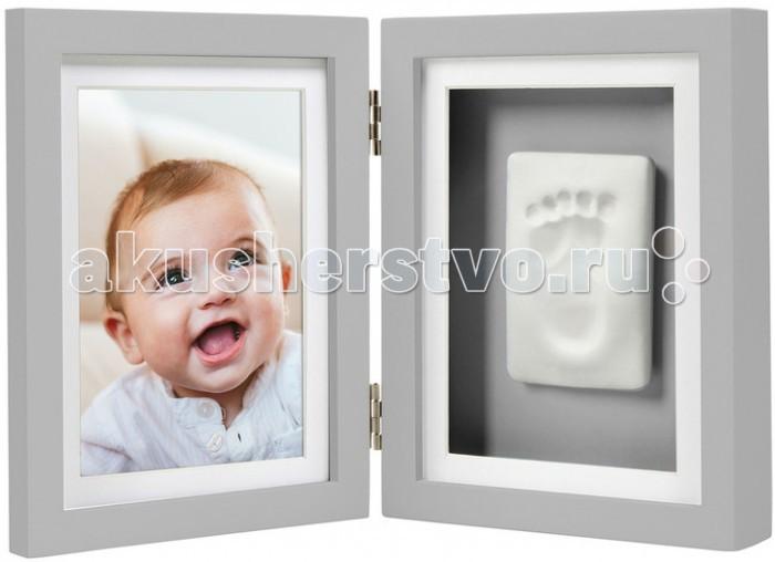 Фото - Фотоальбомы и рамки Pearhead Рамочка двойная складная фотоальбомы и рамки pearhead альбом журнал о ребеночке